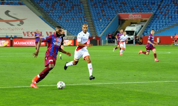 Antalyaspor'un galibiyet özlemi 7'ye çıktı