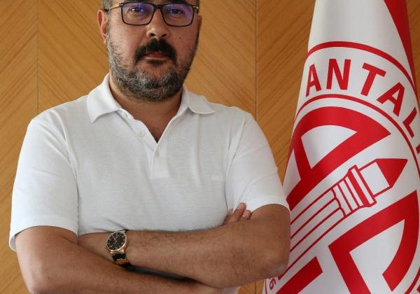 Antalyaspor'un yeni başkanı, Aziz Çetin