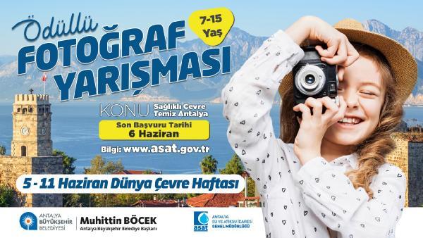 ASAT'tan çevre fotoğrafı yarışması