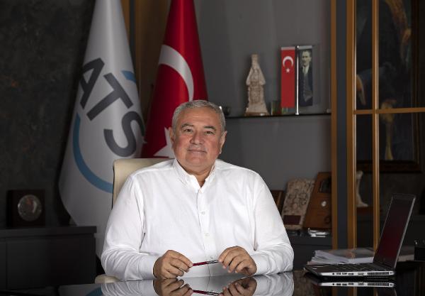 ATSO Başkanı Çetin: Haydi Antalyaspor, kupayı al, bize bir bayram daha yaşat