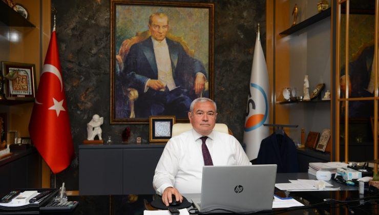 """ATSO Başkanı Çetin:""""Turizm olmadıkça 2 afet birden var demektir"""""""
