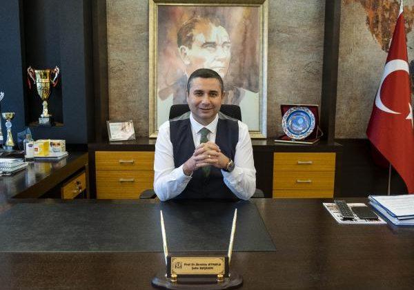 Başkan Atmaca'dan 19 Mayıs mesajı