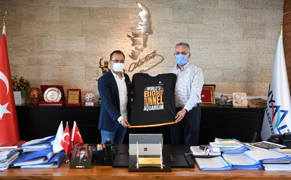 Başkan Esen: Turizm tesislerimiz covid-19'a karşı tedbirli