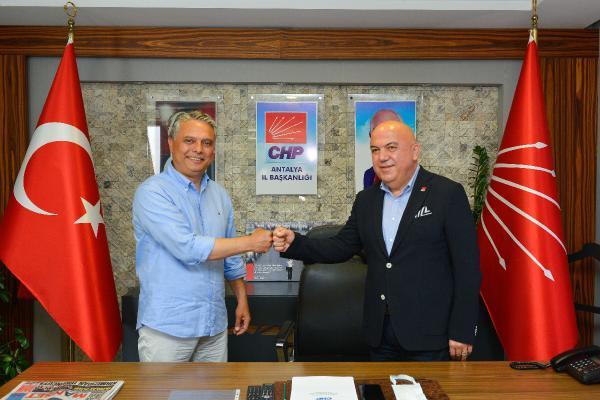 Başkan Uysal'dan CHP ziyareti