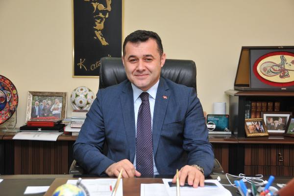 Başkan Yücel'den 19 Mayıs kutlama mesajı