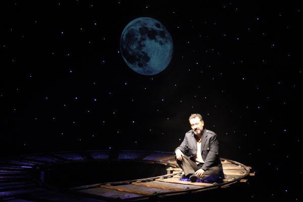 'Bizim Yunus' Aspendos'ta sahnelenecek