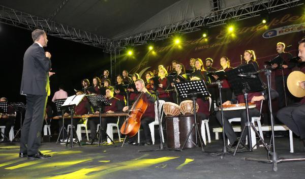 Büyükşehir'den Kadir Gecesi konseri