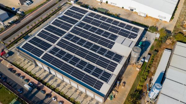 CW Enerji, TRE Tasarım'ın çatısını GES ile donattı