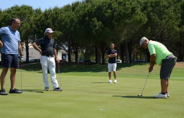 Dünya Amatör Golfçüler Şampiyonası Türkiye finali başladı