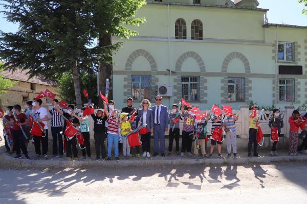 Elmalı'da mobil TIR'la 19 Mayıs etkinliği