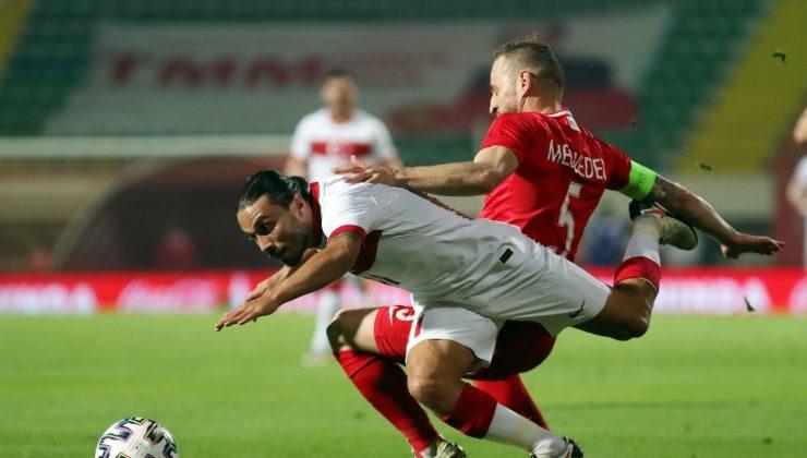 Hazırlık maçı: Türkiye: 2 – Azerbaycan: 1 (Maç sonucu)