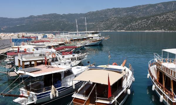 'Kekova'ya yat turu yasağı kaldırılsın' talebi