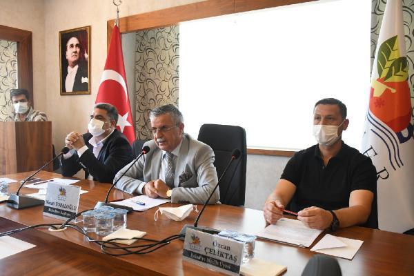 Kemer Belediyesi mayıs ayı meclis toplantısı yapıldı