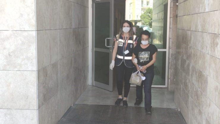 Kendisini uzlaşmacı avukat olarak tanıtan kadın dolandırıcı yakalandı