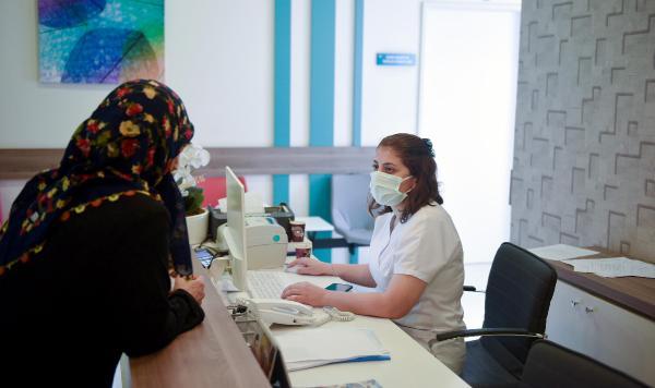 Kepez Tıp Merkezi, dahiliye hizmetine başladı