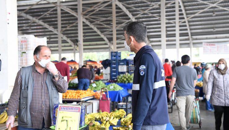 Konyaaltı'nda 8 pazar yeri açılacak