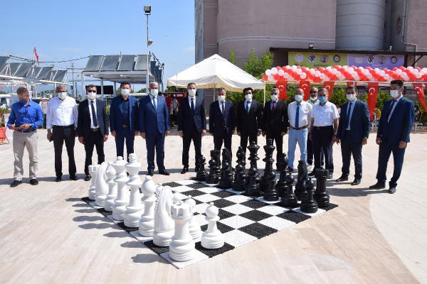 Kumluca'da Satranç Turnuvası başladı