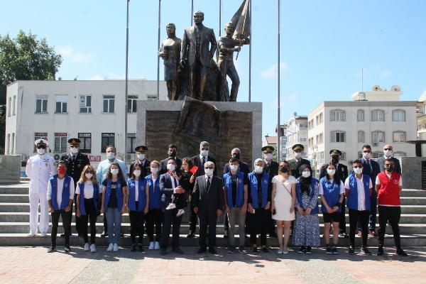 Manavgat'ta 19 Mayıs törenle kutlandı