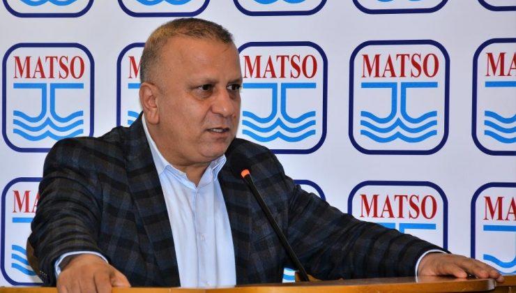 MATSO Başkanı Ahmet Boztaş korona virüse yenik düştü