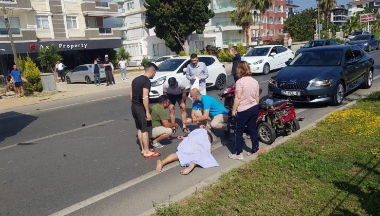 Minibüsün çarptığı İsveçli kadın öldü