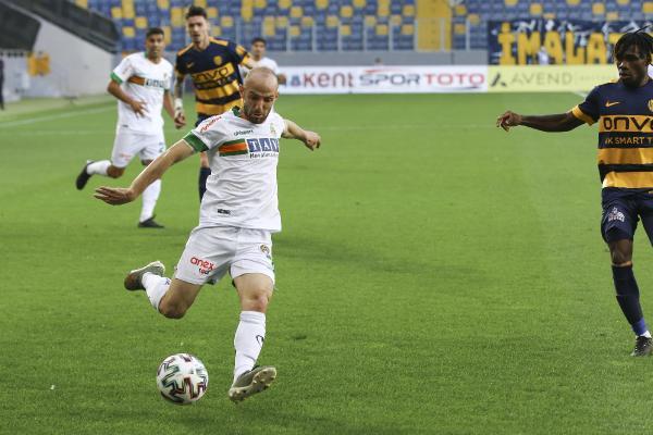 MKE Ankaragücü – Aytemiz Alanyaspor: 0-1