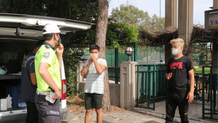 (Özel) 187 kilometrelik 'sigara alma' yalanı polise takıldı