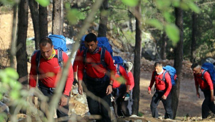 (ÖZEL) Arama kurtarma ekipleri Ukraynalı kayıp kadın dağcı için seferber oldu