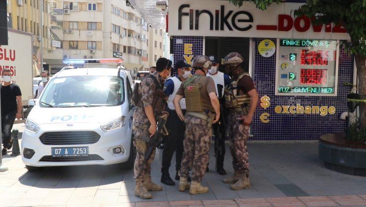 (ÖZEL) Polisin Antalya'da ortalığı hareketlendiren 'Panter Operasyonu' tatbikatı