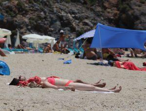 Ramazan Bayramı'nda sahiller turistlere kaldı