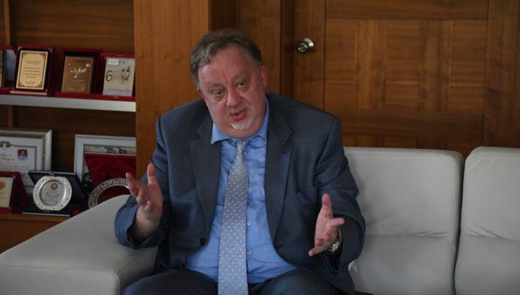 """Rus Konsolos Rogoza: """"Uçuşların başlamasıyla Rusların Kemer'e akın edeceğini düşünüyorum"""""""