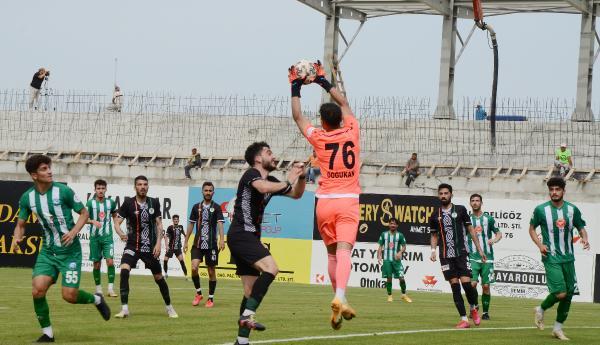 Serik Belediyespor – Mamakspor: 3-0