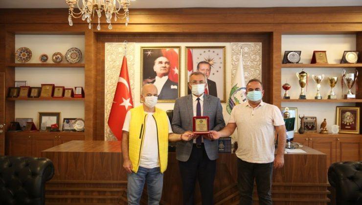 Serik Belediyespor'da Korukır dönemi sona erdi.