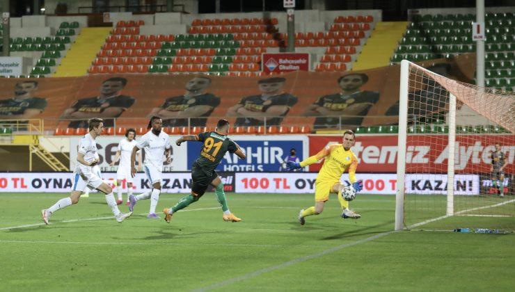 Süper Lig: Aytemiz Alanyaspor: 2 – BB Erzurumspor: 3 (Maç sonucu)