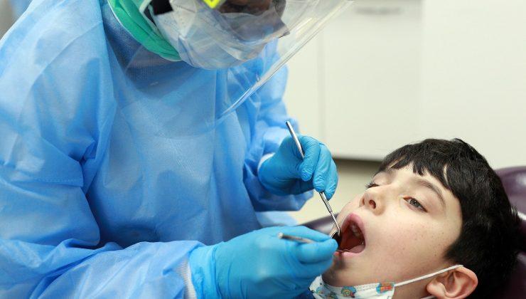 'Süt dişleri' Büyükşehir'e emanet