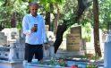 'Tam kapanma'da dijital kabir ziyareti hizmeti