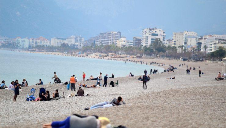 Turizm sektörü pandemi döneminde 15 milyar lira kredi kullandı
