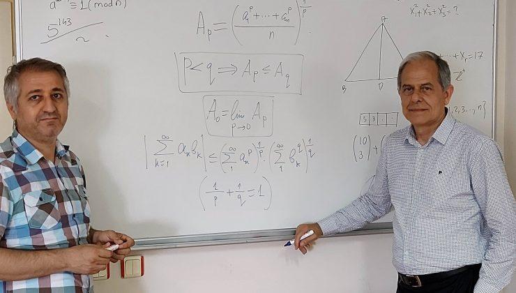 Ulusal Antalya Matematik Olimpiyatlarının 25'incisi uzaktan yapılacak
