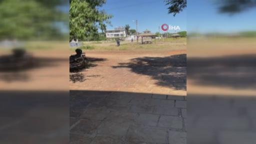 Yaşlı adam, tartıştığı adamı sokak ortasında tüfekle göğsünden vurdu