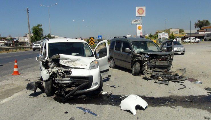 2020 yılında Antalya'da 6 bin 914 ölümlü, yaralamalı trafik kazası oldu