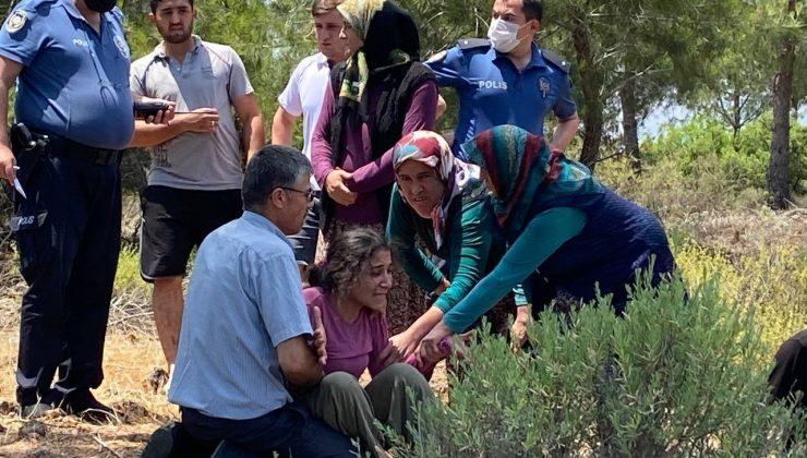 3 çocuk annesi kadın ormanda asılı bulundu, doktor kızı olay yerinde fenalık geçirdi