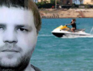 Jet-skiler kafa kafaya çarpıştı, Ukraynalı turist öldü.