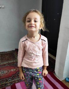 Yaya geçidinde otomobilin çarptığı 6 yaşındaki Duru öldü