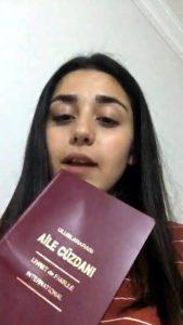 Kayıp Melisa'dan ailesine, 'Evlendim, aramayın' videosu