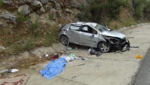 Antalya'da dehşete düşüren kaza: 3.5 yaşındaki Hasan Emre, aracın camından fırlayıp öldü