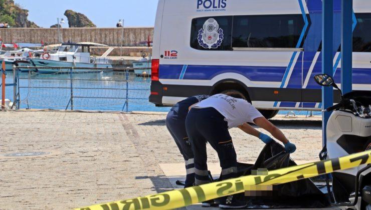 Akıntıya kapılıp gözlerden kaybolan kadının cesedi denizin 4 mil açığında bulundu
