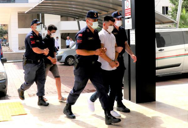 Alanya'da fuhuş operasyonu: 2 gözaltı