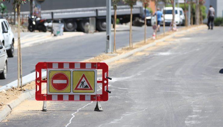 Alanya'da prestij caddesi projesi tamamlandı