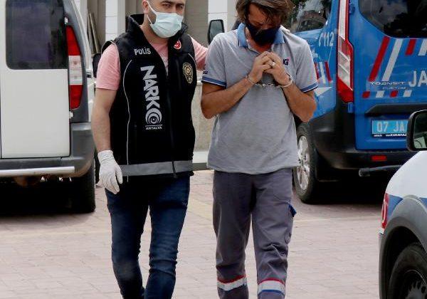 Alanya'da uyuşturucu operasyonu: 1 gözaltı