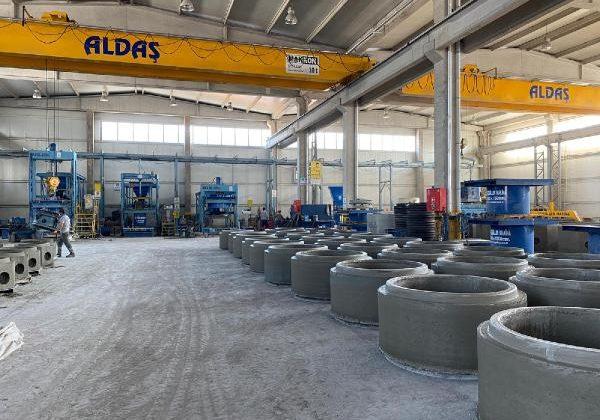 ALDAŞ Prefabrik, 5 milyon lira kar etti