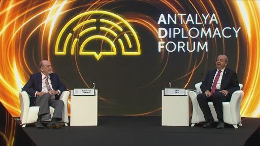 Antalya Diplomasi Forumu paralel oturumlarla devam ediyor